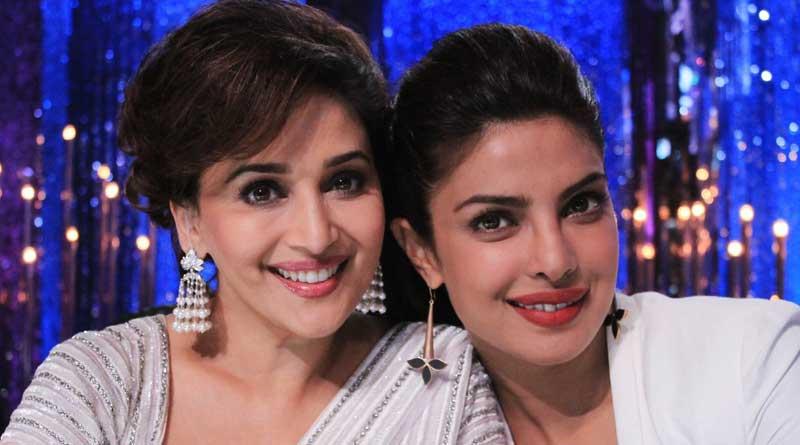 Priyanka Chopra to co-produce American comedy series on Madhuri Dixit