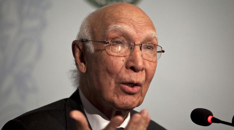 Salahudin not a global terrorist, won't tow US line: Pakistan
