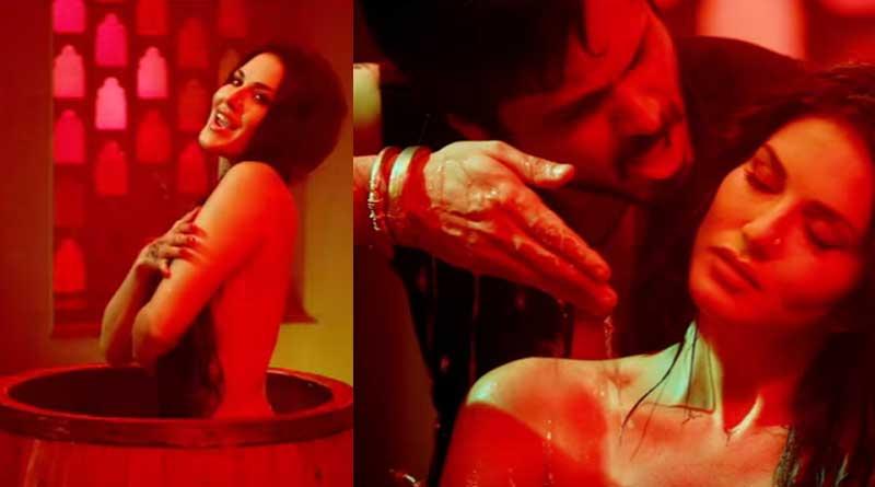 Emraan Hashmi, Sunny Leone Chemistry Is Too HOT To Handle in Baadshaho new song