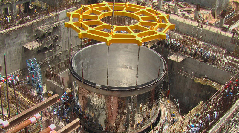 India on the verge of completing 'akshaya patra' nuclear reactor