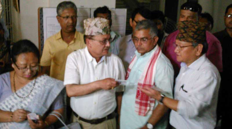 War of words between TMC MLA, Dilip Ghosh in Bengal Assembly