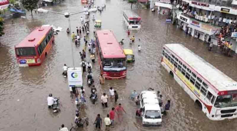Flood fury hits Gujarat, 25,000 people evacuated