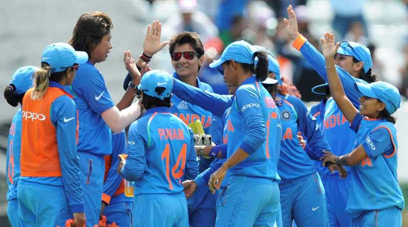 WWC 2017: India beats pakistan by 95 runs