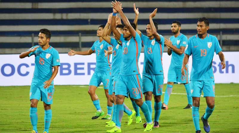 India climbs to 96, achieves best FIFA ranking in 21 years