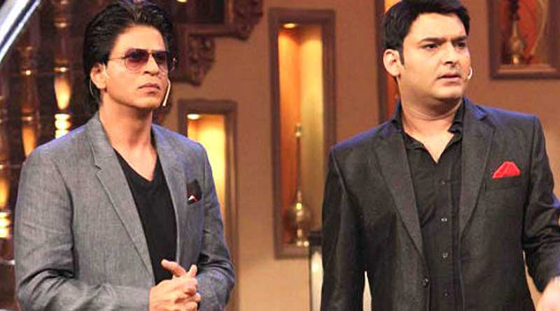 Shah Rukh Khan left The Kapil Sharma Show without shooting