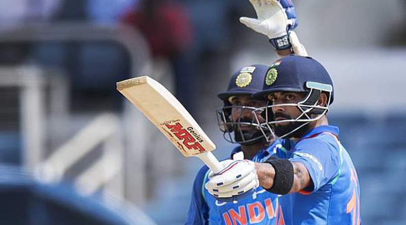 Kohli, Shami pair steer India to victory over West Indies