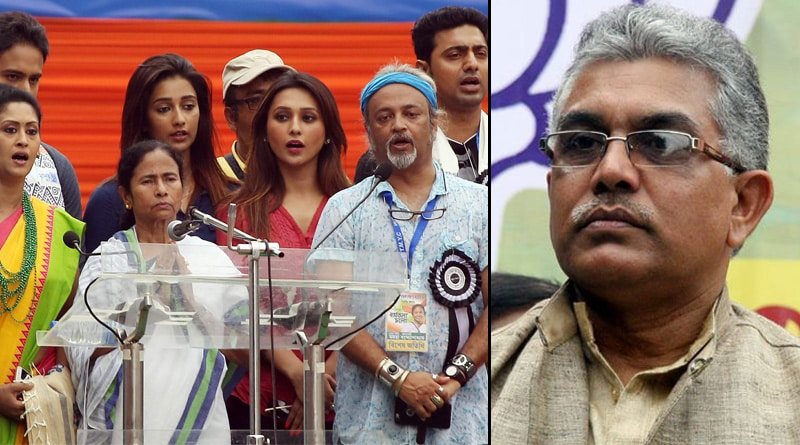 Mamata Banerjee insults National Anthem: BJP's Dilip Ghosh