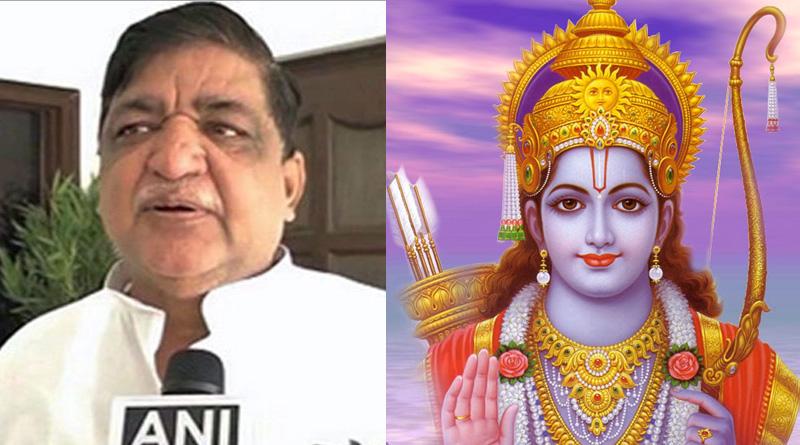 SP leader Naresh Agarwal 'Insults' Lord Ram, BJP furious