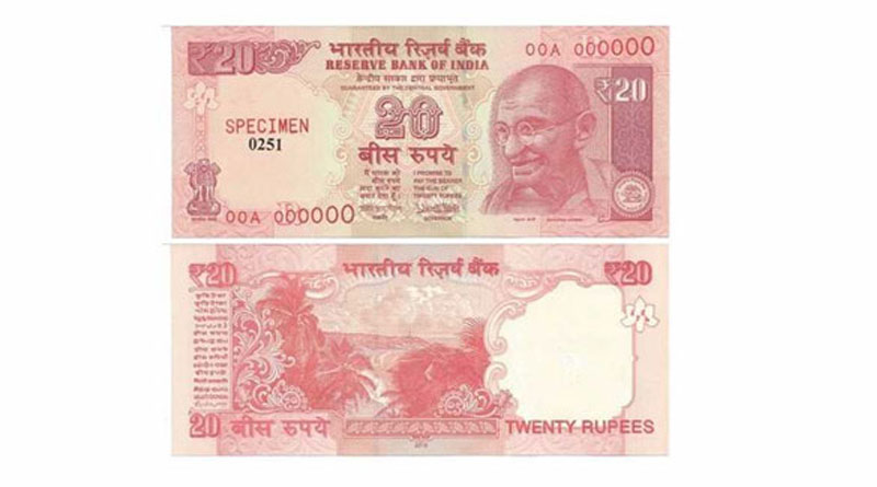 7 things to know about RBI's new Rs 20 notes