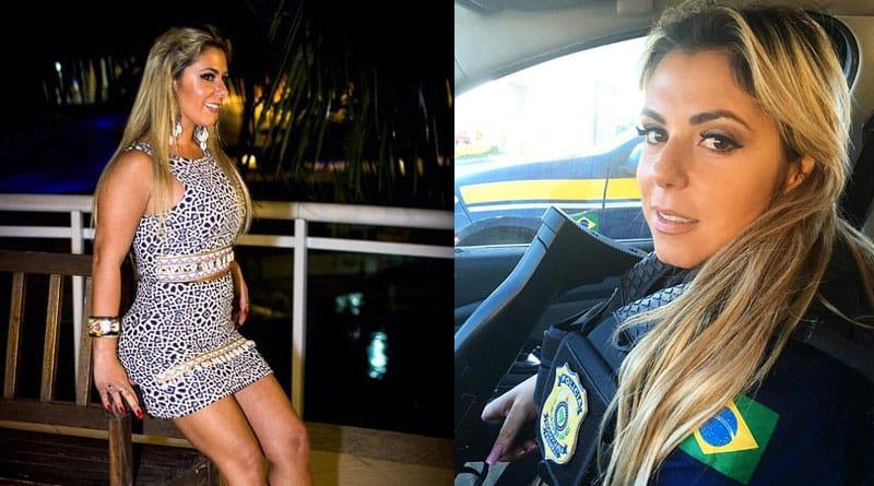 Following bikini pics Brazilian cop flooded with marriage proposals