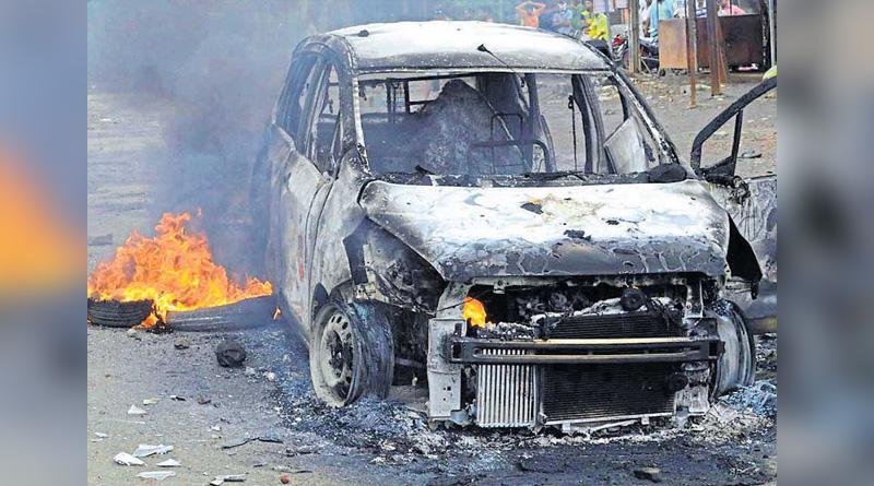 Protests by Rajputs turn violent in Rajasthan's Nagaur