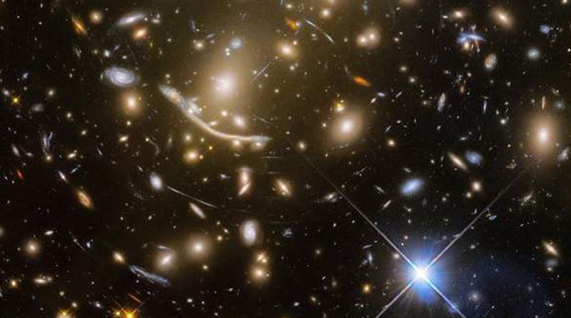 'Saraswati': A Supercluster Of Galaxies Discovered By Indian Scientists