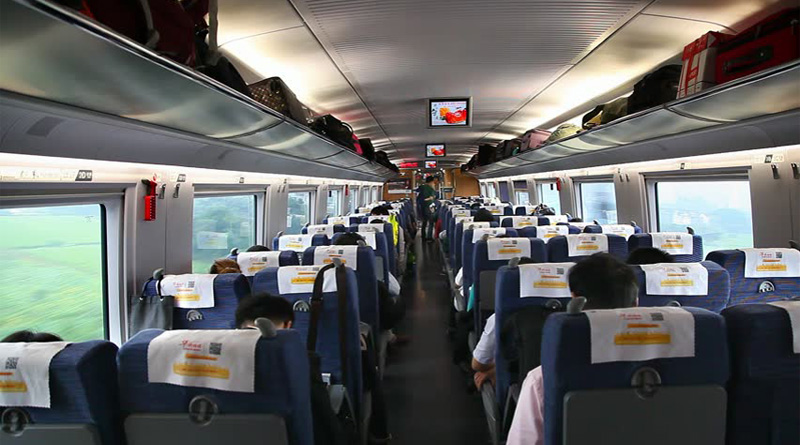 new 'Double Decker' train launched by Indian Railways