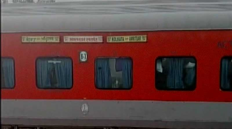 Explosive defused in Akal Takht Express in Amethi, threat letter recovered