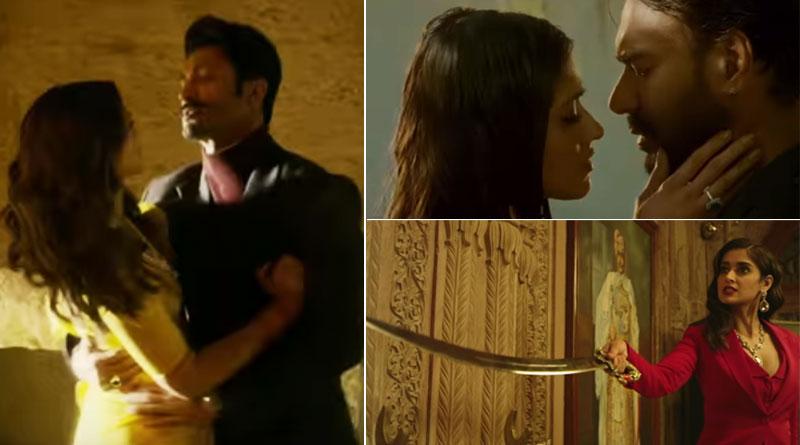 Ajay Devgan starrer Baadshaho new trailer released