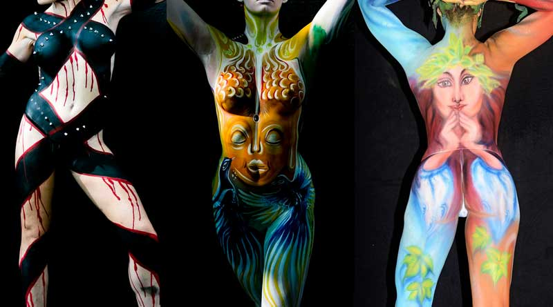 The World Bodypainting Festival is celebrating its 20th year, see pics
