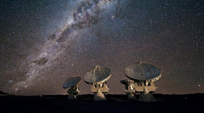 Indian researcher cracks mysterious alien radio bursts