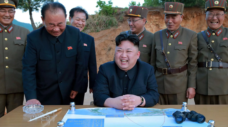 'Nuclear button always on my desk, it's reality, not threat,' says Kim Jong Un in New Year speech