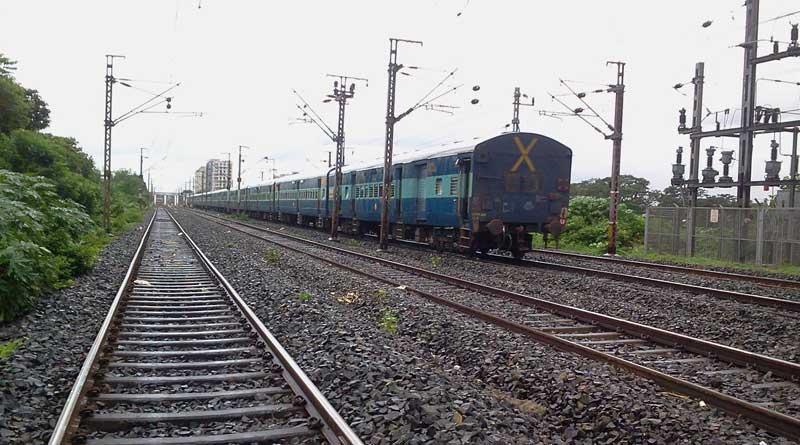 Woman found dead on railway tracks