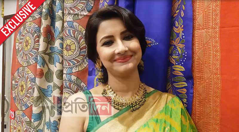 Tollywood actress Rachana Banerjee churns childhood Puja memories