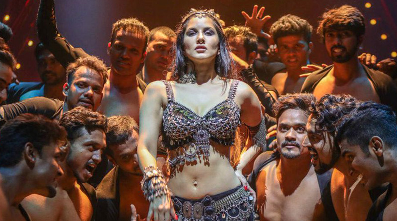 Sunny Leone sizzles in the first look of 'Trippy Trippy' song from Sanjay Dutt's Bhoomi