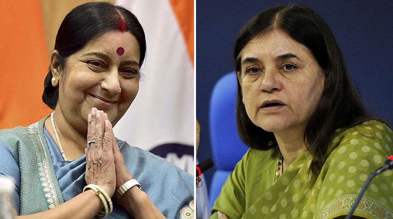 Maneka Gandhi urges Sushma Swaraj to help Indian teen sold to Oman man
