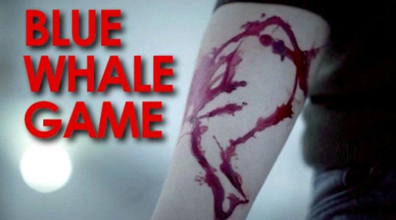 Kolkata student inks Blue Whale n hand to scare Girl friend
