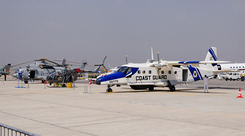 Centre clears 32K crore plan to bolster Coast Guard
