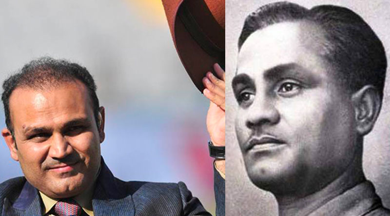 Virender Sehwag to teach about hockey wizard Dhyan Chand on National Sports Day
