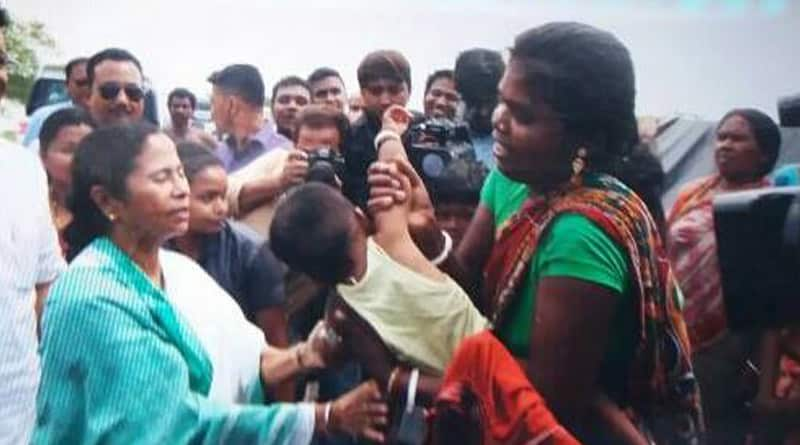Mamata blames Bihar for devastating flood in Bengal