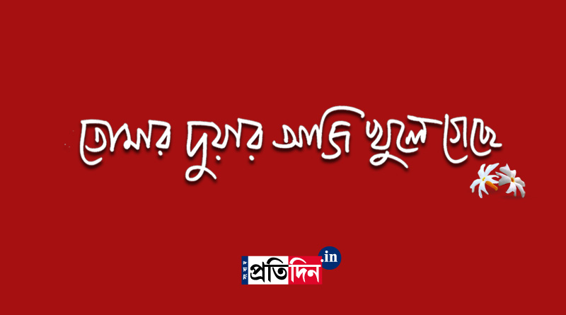 Get a panoramic view this Puja exclusively on Sangbad Pratidin