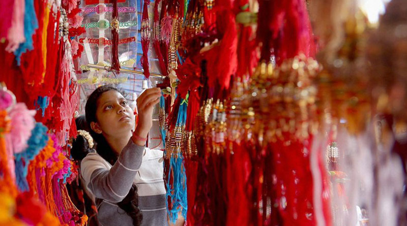 Doklam fallout: Chinese 'Rakhi' missing from Indian market