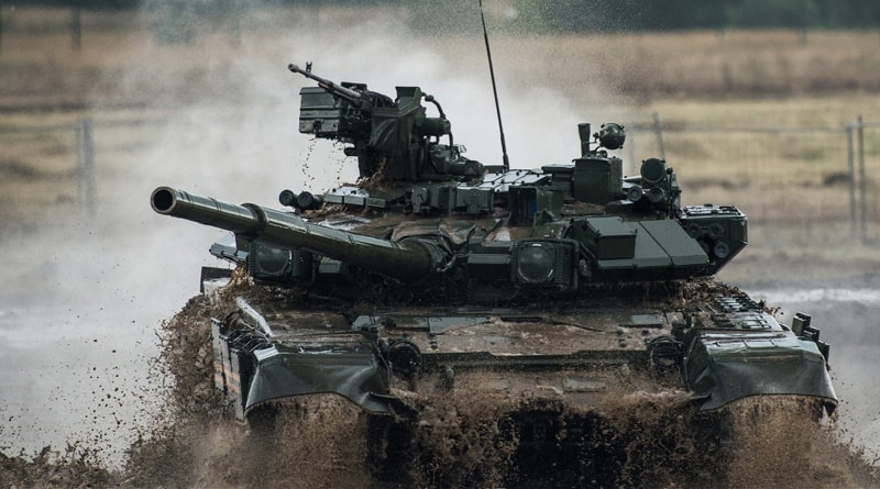 Army is now working to add more teeth to its T-90 main battle tanks