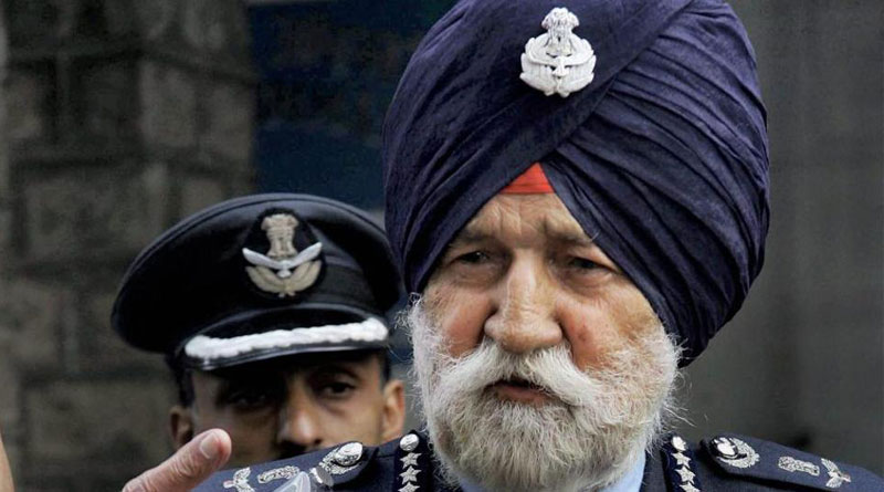 India mourns the demise of Ex-IAF chief Arjan Singh