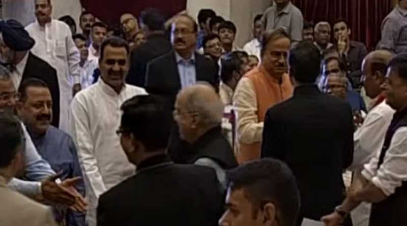 PM Modi's cabinet expanded, 9 ministers sworn in
