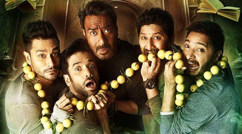Ajay Devgn starrer 'Golmaal Again' trailer released