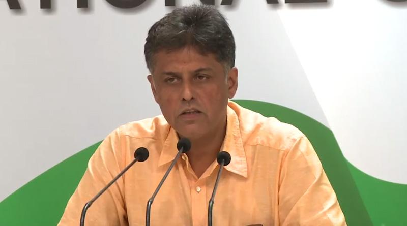 Congress spokesperson Manish Tewari described the nine new ministers as senior citizens