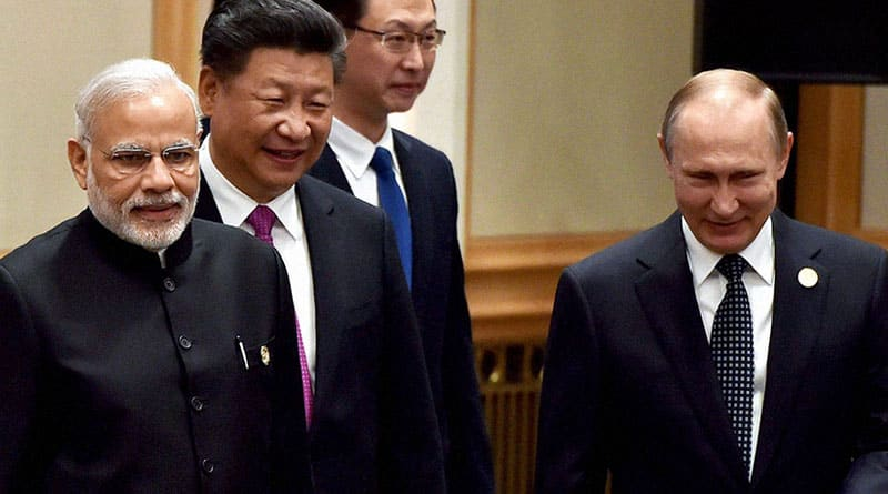 Russia foils Chinese bid to embarrass India on Doklam issue