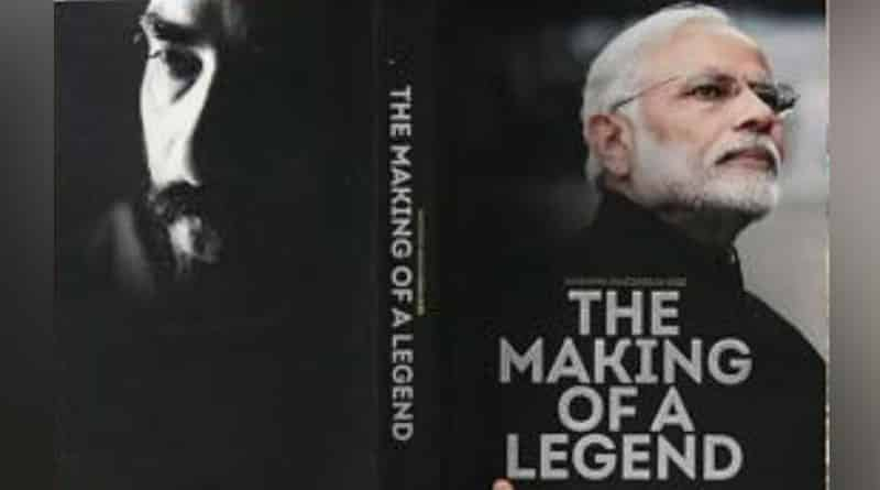 The Making Of A Legend: Book on PM Modi's life launched