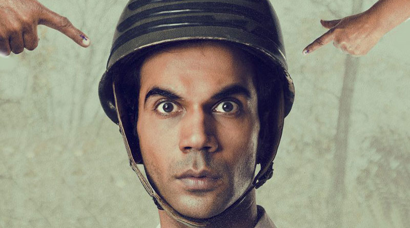 Case against 'Newton' for 'maligning' CRPF image
