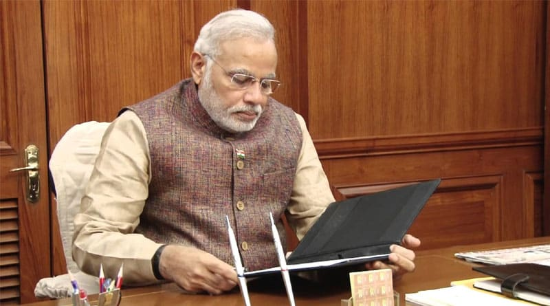 Prime minister writes to celebrities to promote Swach Bharat