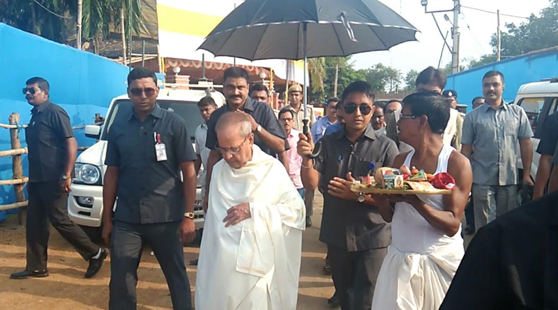 For Pranab Mukherjee, Pujo Has Always Been About Homecoming
