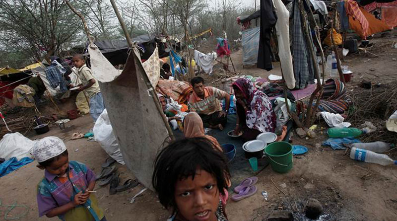 BSF pushes back Rohingya infiltrators from Tripura