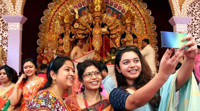 No Selfie in Tridhara Pujo, warns Police