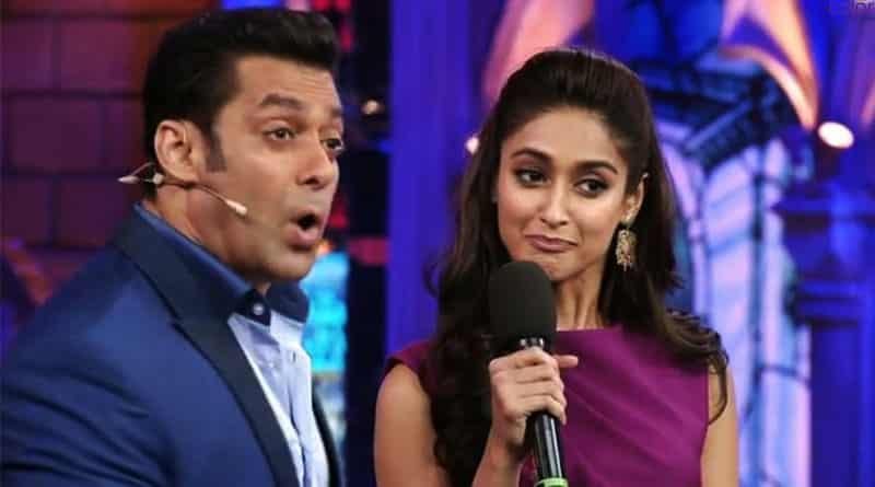 OMG! Ileana D'Cruz refuses film with Salman Khan