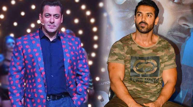 Why Salman Khan does not want John Abraham in Race 3?
