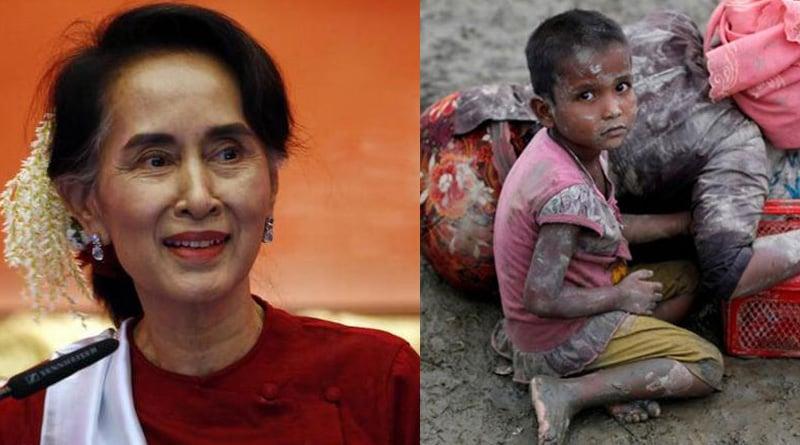 Revoke Aung San Suu Kyi's Nobel prize, demands global community