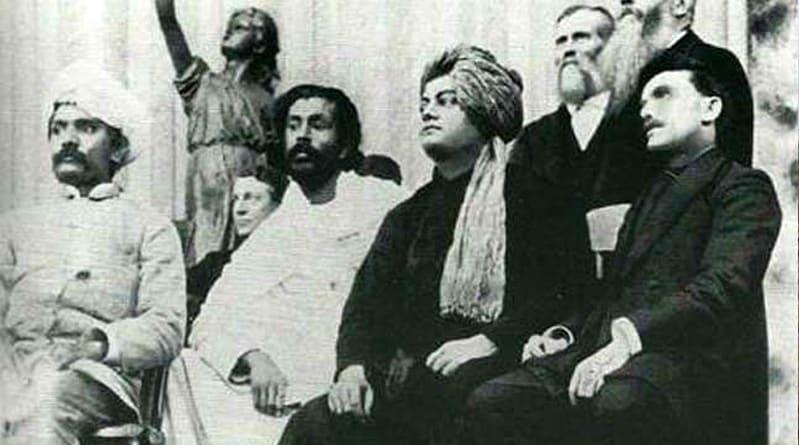 India's own 9/11 preaches Swami Vivekananda's teachings