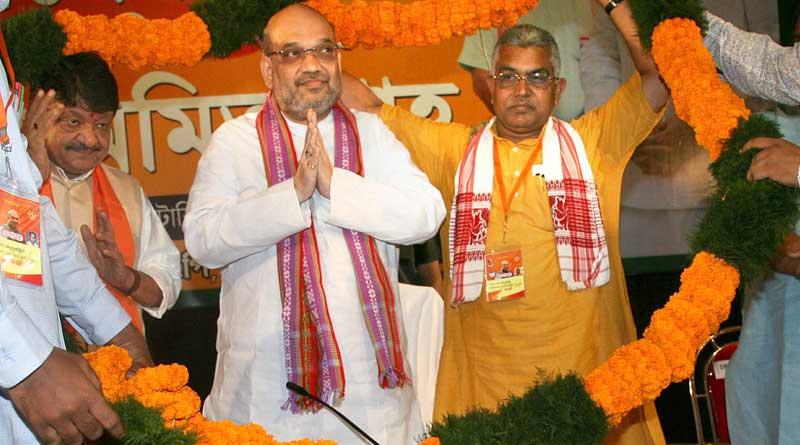 Amit visit Tarapith! Political excitement raises at Birbhum