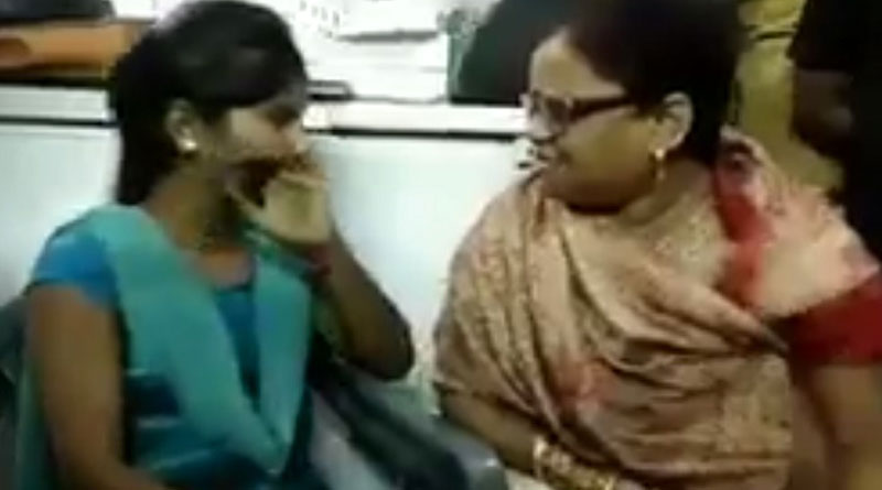 BJP leader's moral policing in UP, thrashes girl for befriending Muslim youth